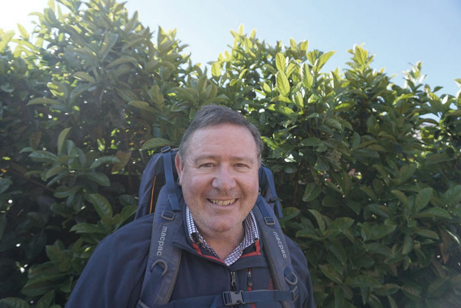 David Campbell, walking guide at Mornington Peninsula Guided Walks