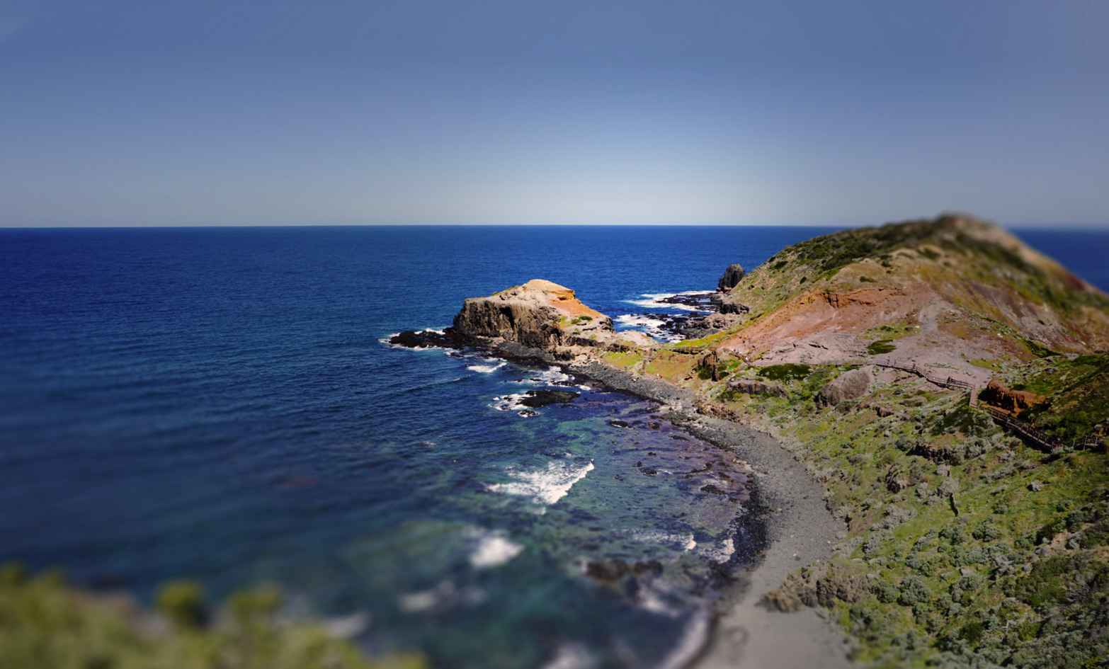 Cape Schanck coastline